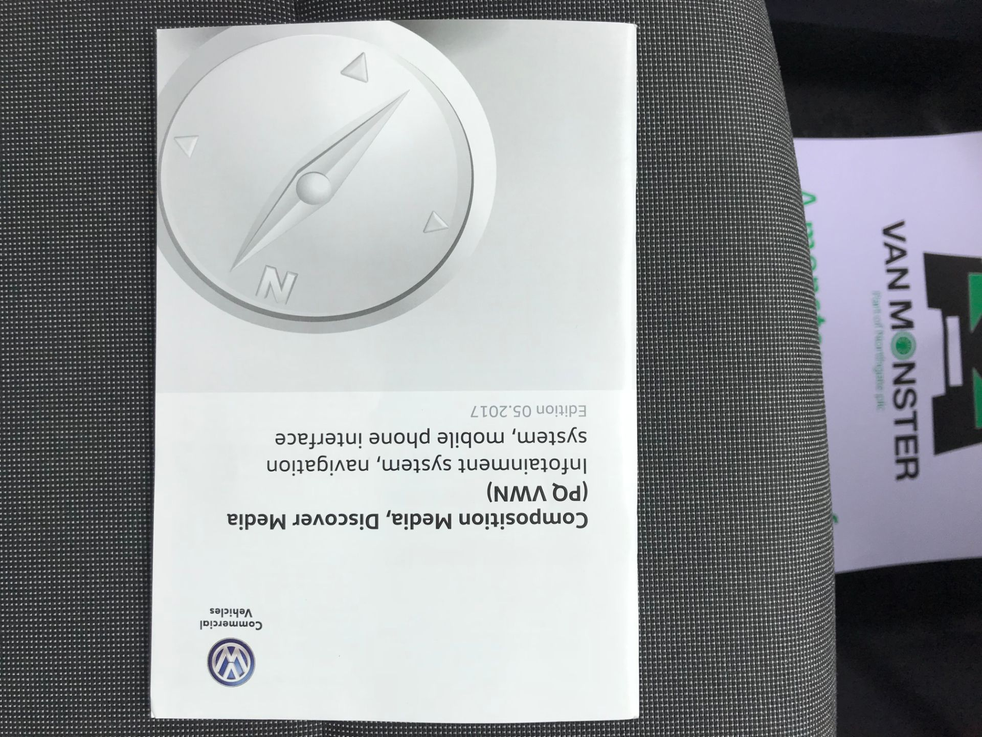 2017 Volkswagen Caddy 2.0TDI BLUEMOTION TECH 102PS HIGHLINE  (GH17AVN) Image 43
