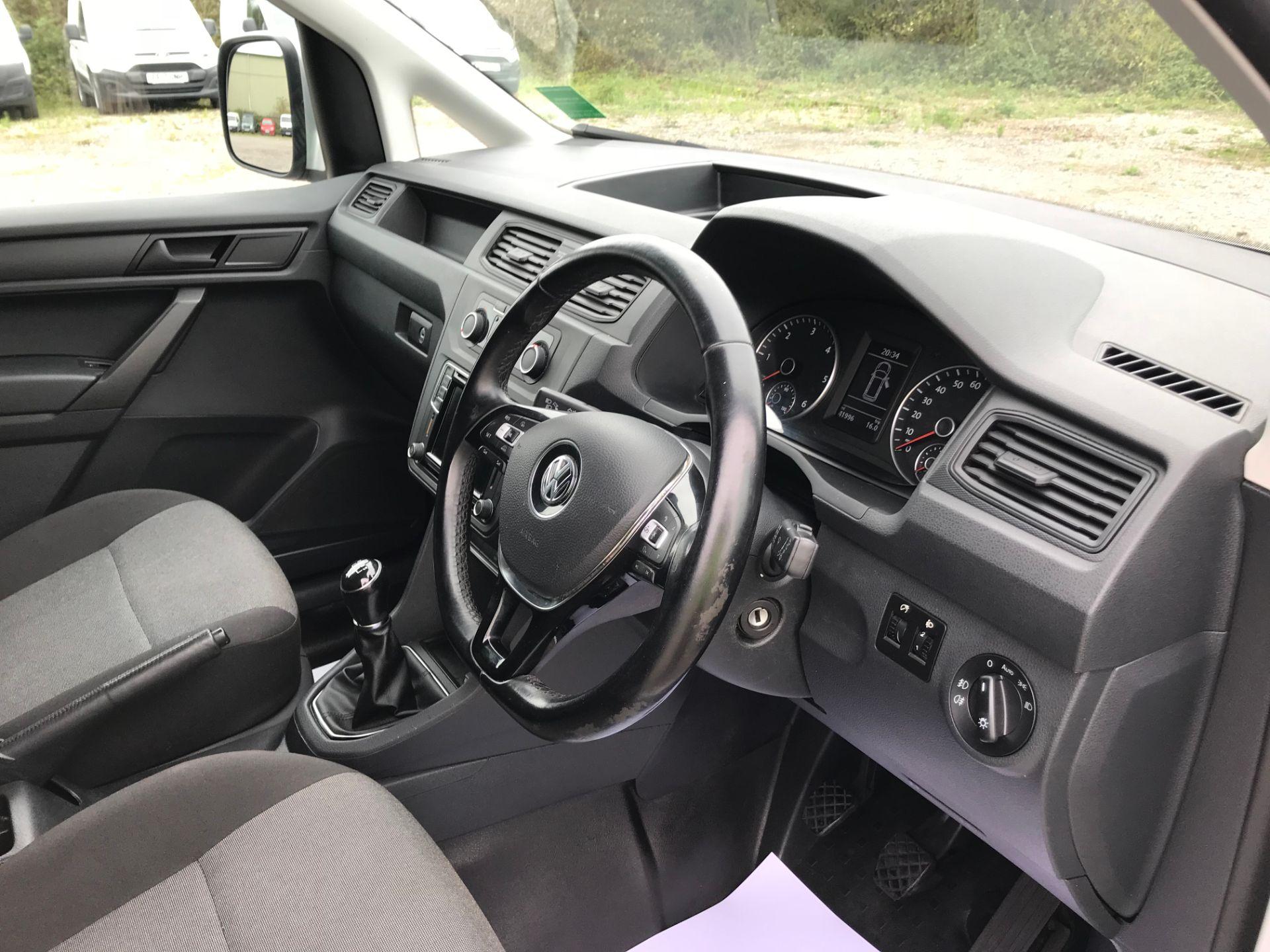2017 Volkswagen Caddy 2.0TDI BLUEMOTION TECH 102PS HIGHLINE  (GH17AVN) Image 15