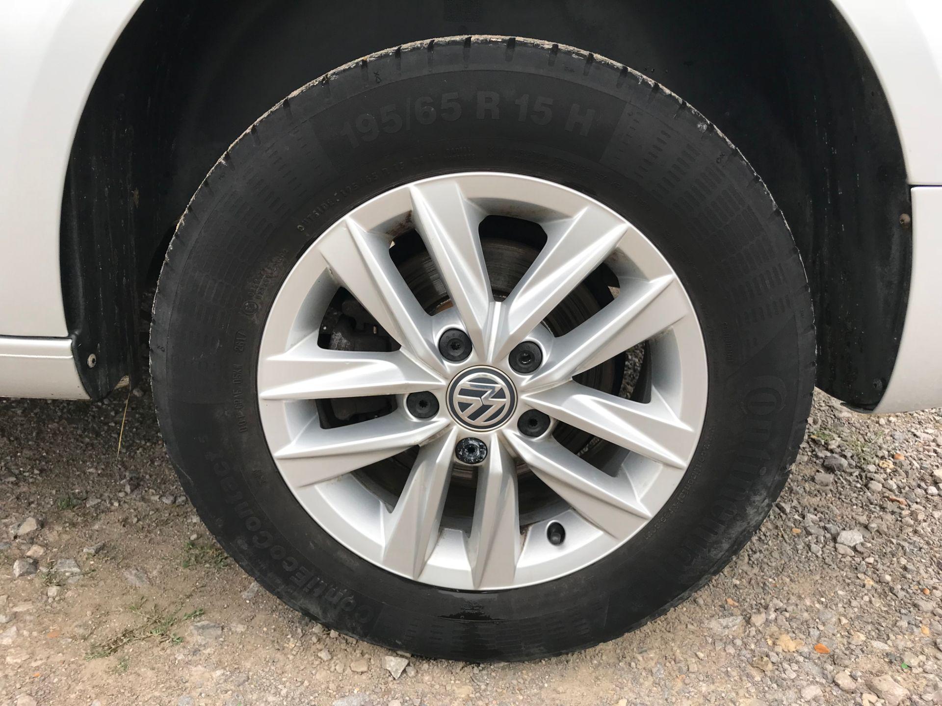 2017 Volkswagen Caddy 2.0TDI BLUEMOTION TECH 102PS HIGHLINE  (GH17AVN) Image 35