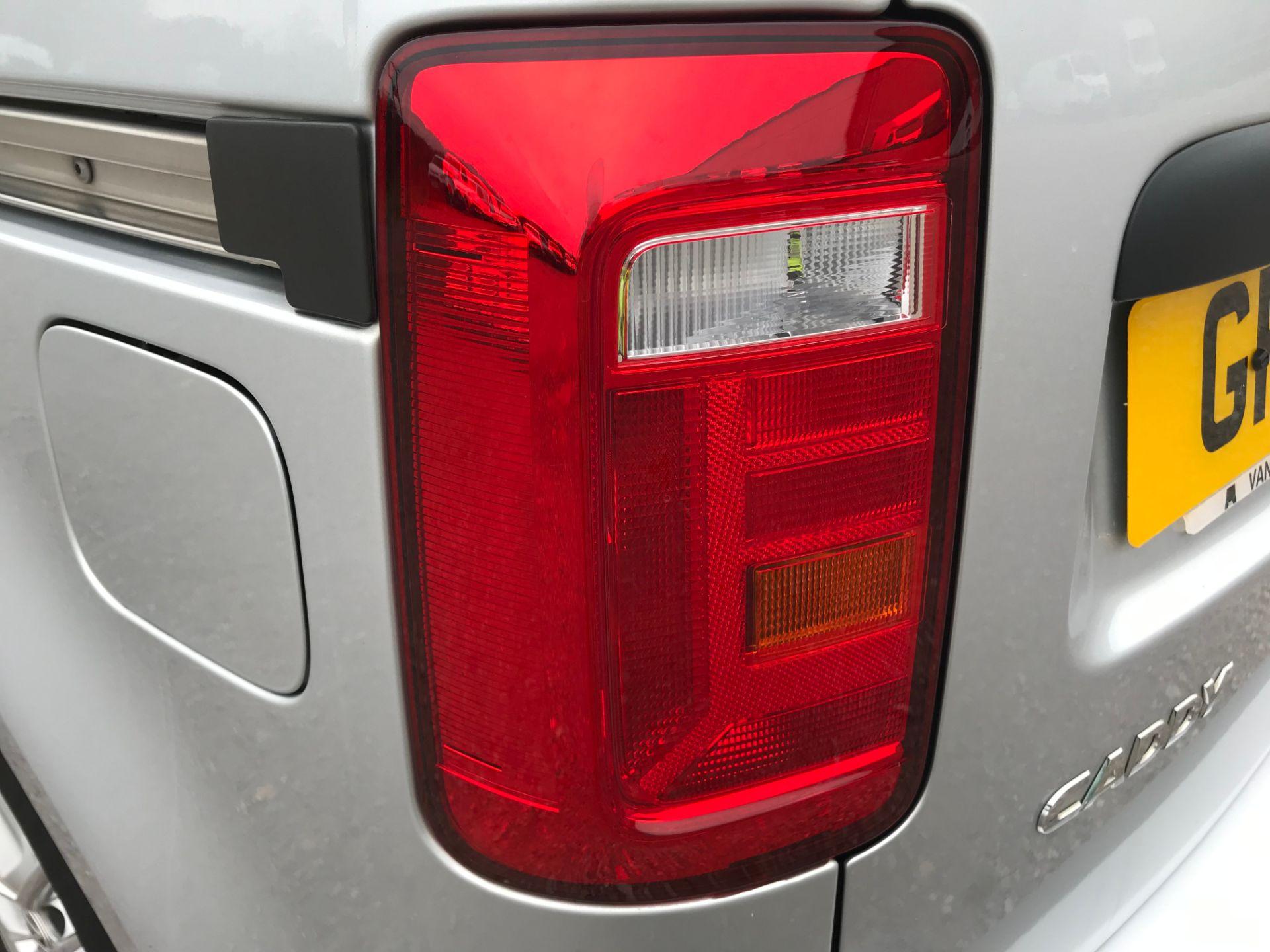 2017 Volkswagen Caddy 2.0TDI BLUEMOTION TECH 102PS HIGHLINE  (GH17AVN) Image 37
