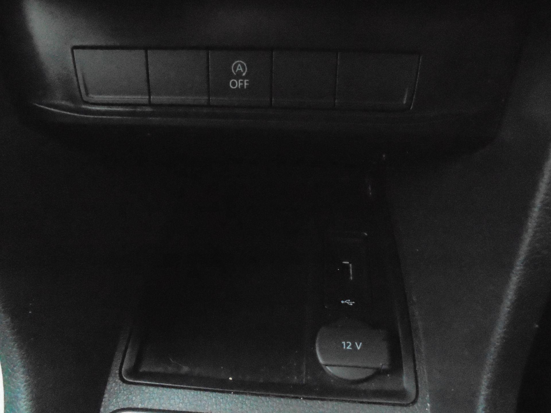 2018 Volkswagen Caddy 2.0 102PS BLUEMOTION TECH 102 STARTLINE EURO 6 (GH18EKB) Image 26