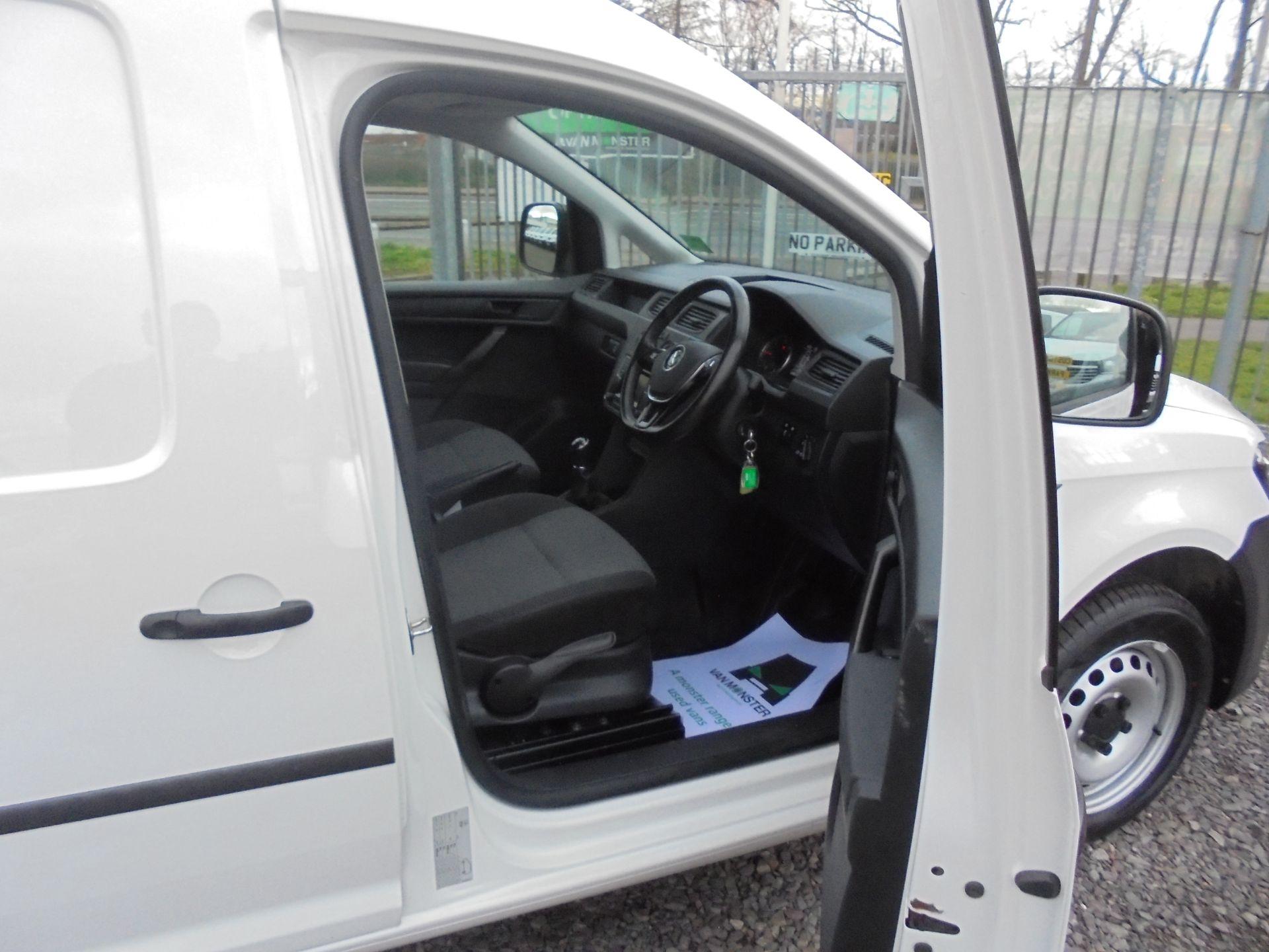 2018 Volkswagen Caddy 2.0 102PS BLUEMOTION TECH 102 STARTLINE EURO 6 (GH18EKB) Image 13