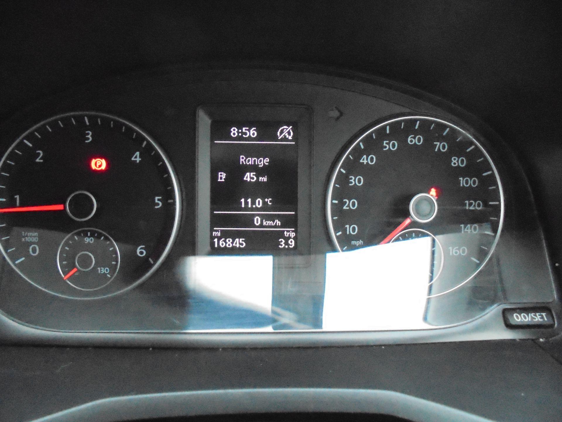 2018 Volkswagen Caddy 2.0 102PS BLUEMOTION TECH 102 STARTLINE EURO 6 (GH18EKB) Image 18