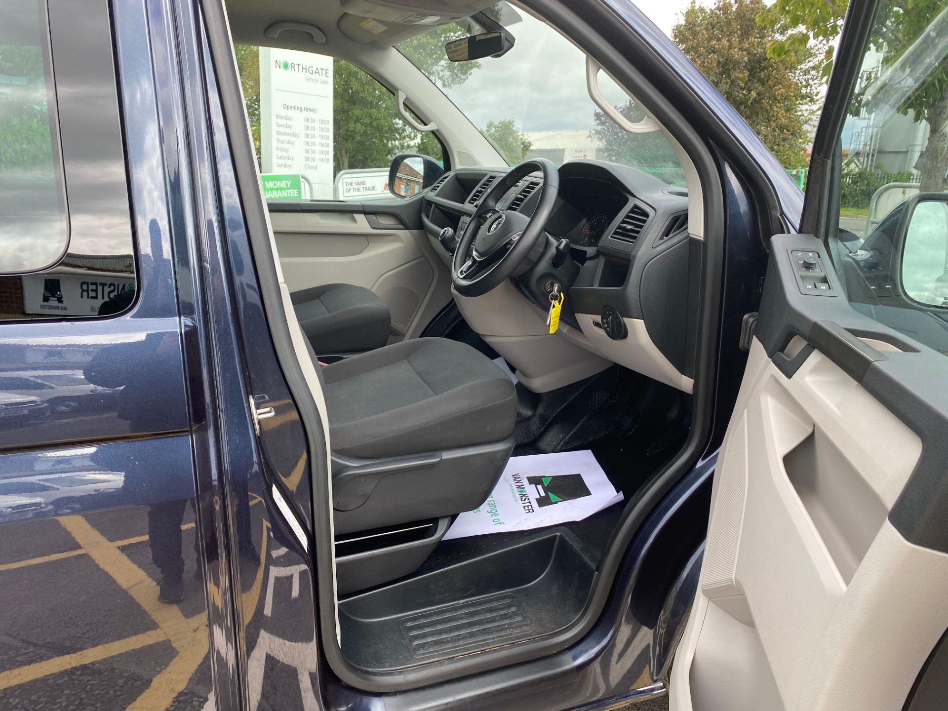 2019 Volkswagen Transporter 2.0 Tdi Bmt 150 Highline Kombi Van (GH19NUO) Image 11
