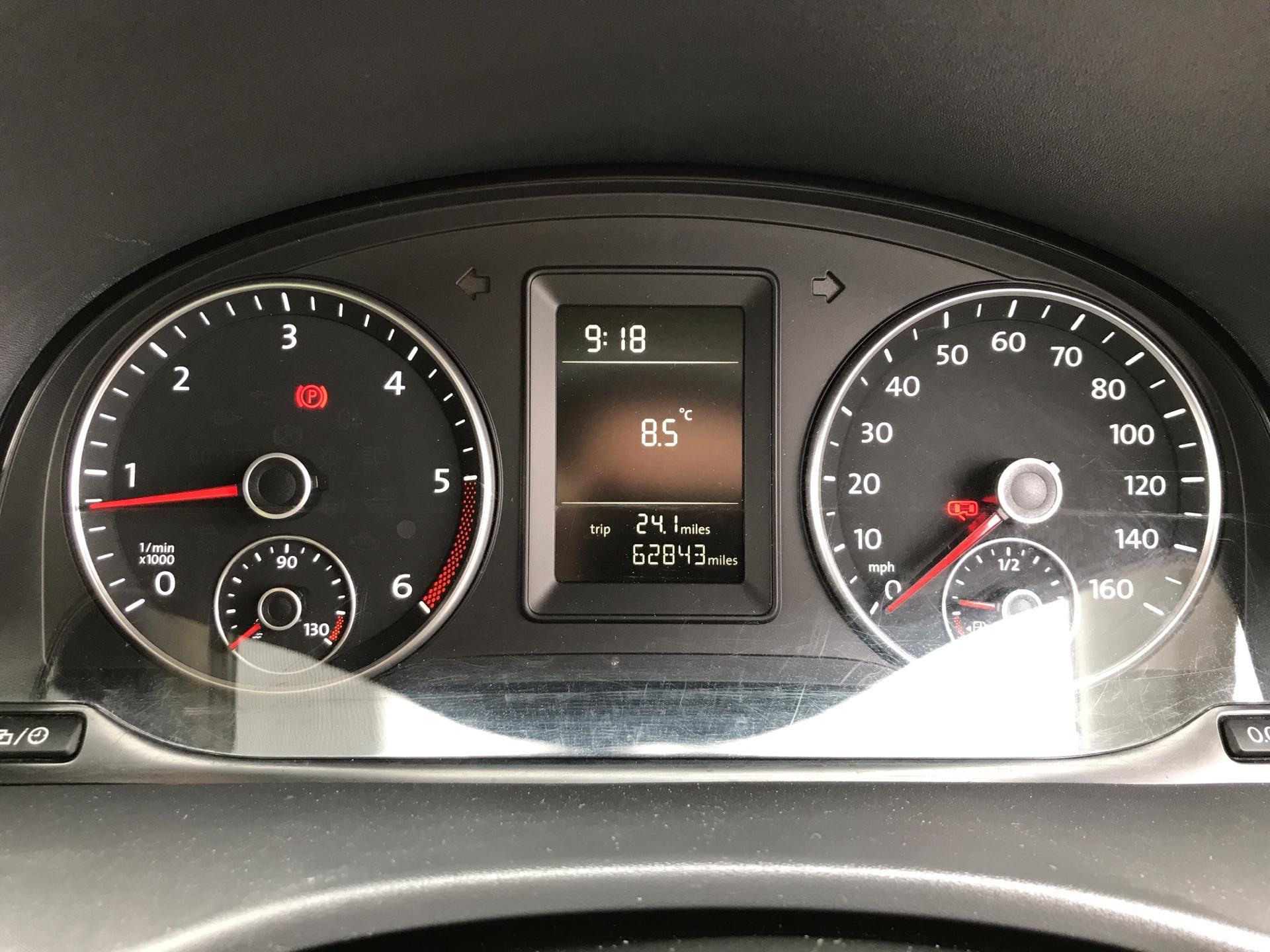 2015 Volkswagen Caddy  1.6 102PS STARTLINE EURO 5 (GJ15MRV) Image 13