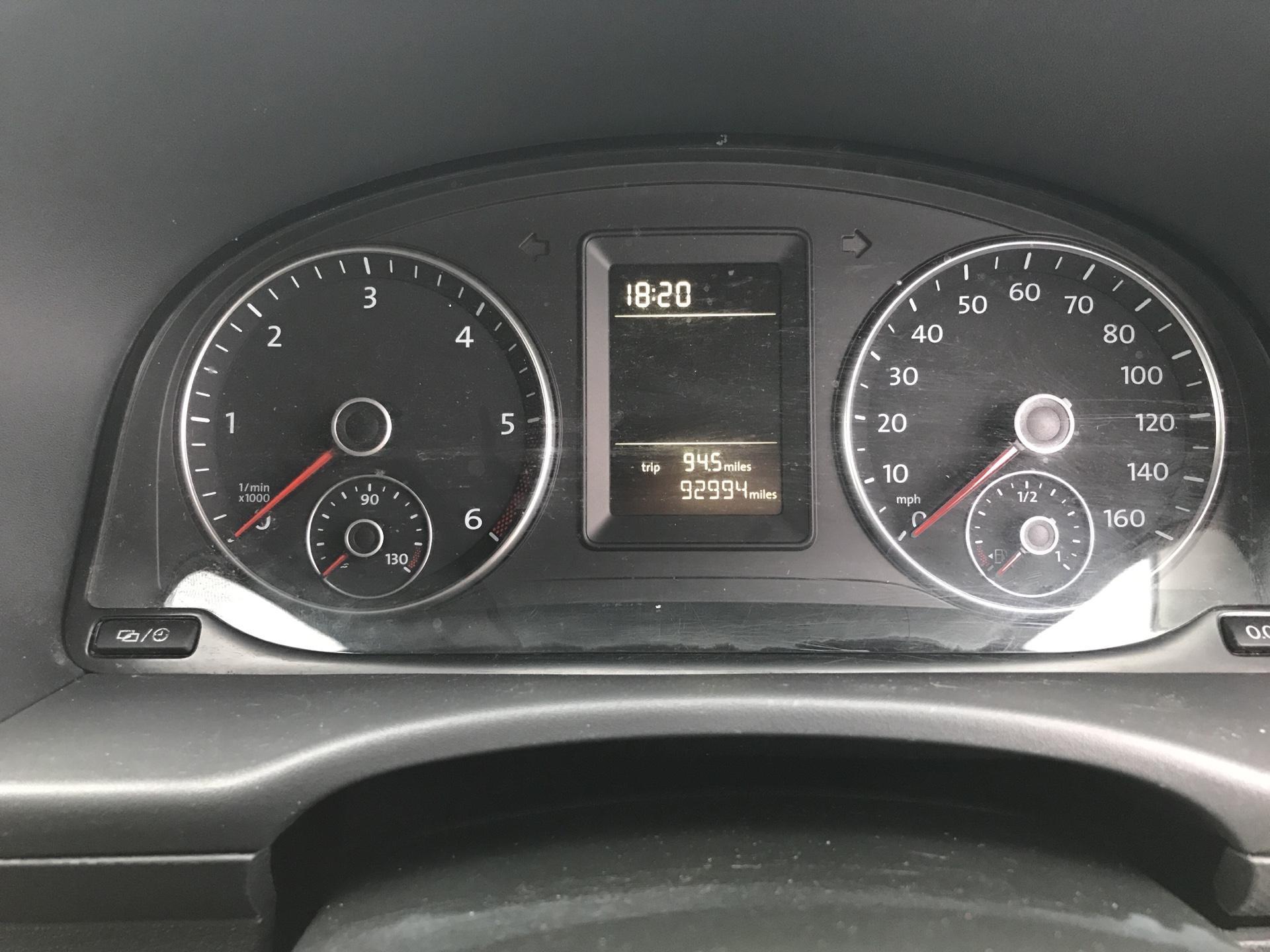 2015 Volkswagen Caddy  1.6 75PS STARTLINE EURO 5 (GJ15WFK) Image 13