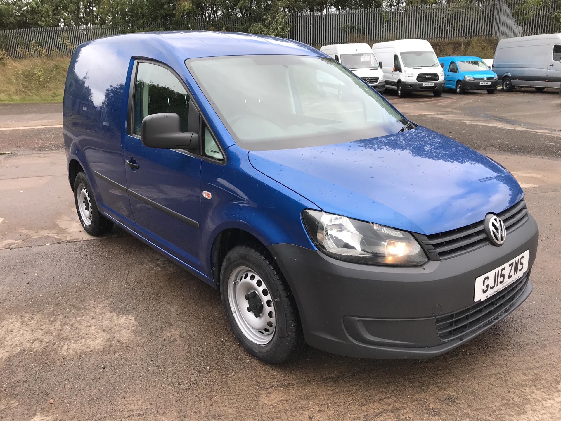 2015 Volkswagen Caddy 1.6 TDI 75PS STARTLINE EURO 5 (VALUE RANGE VEHICLE - CONDITION REFLECTED IN PRICE) (GJ15ZWS)