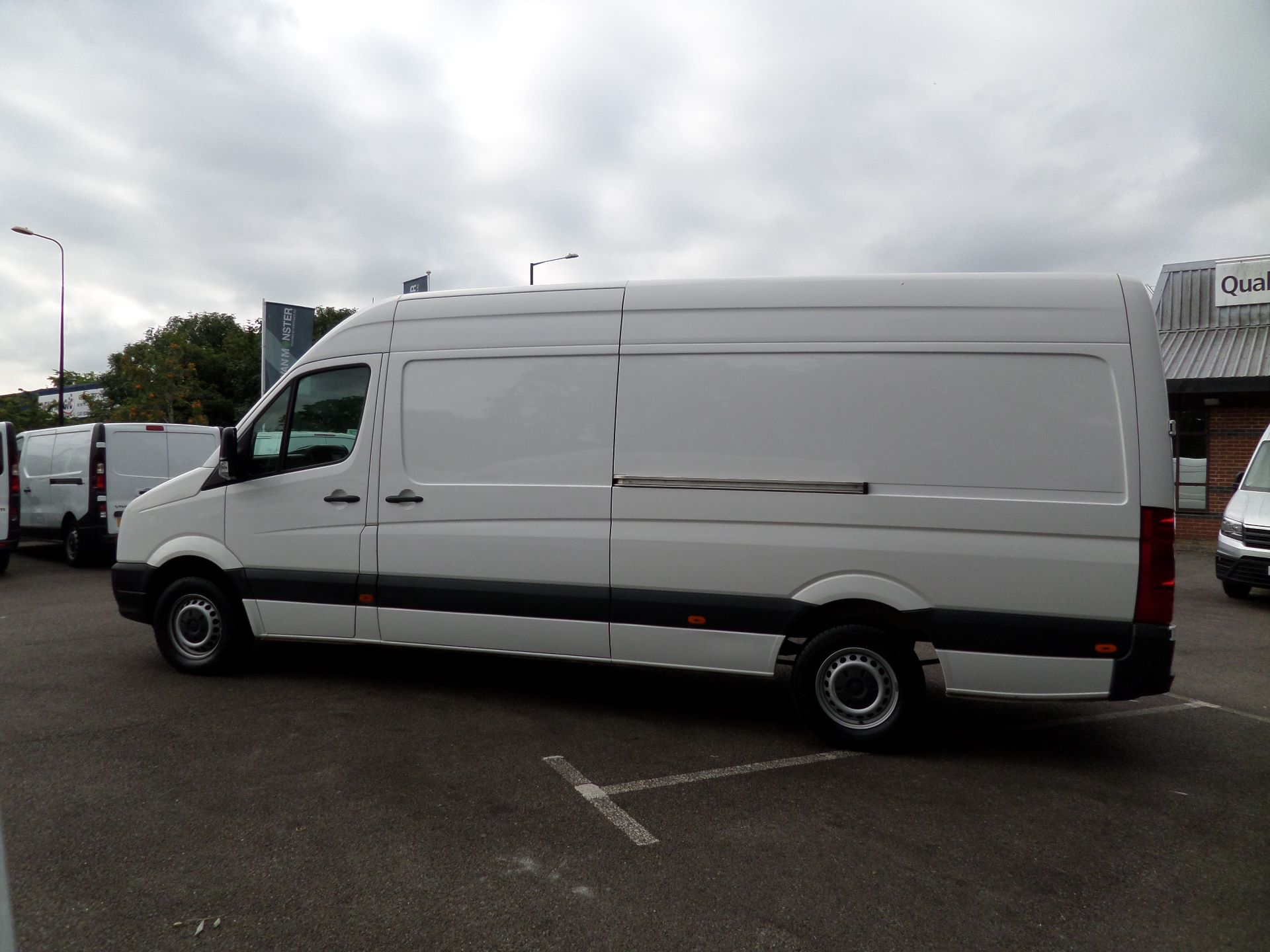 2016 Volkswagen Crafter  CR35 LWB 2.0 TDI 136PS HIGH ROOF EURO 5 (GJ16EAM) Image 11