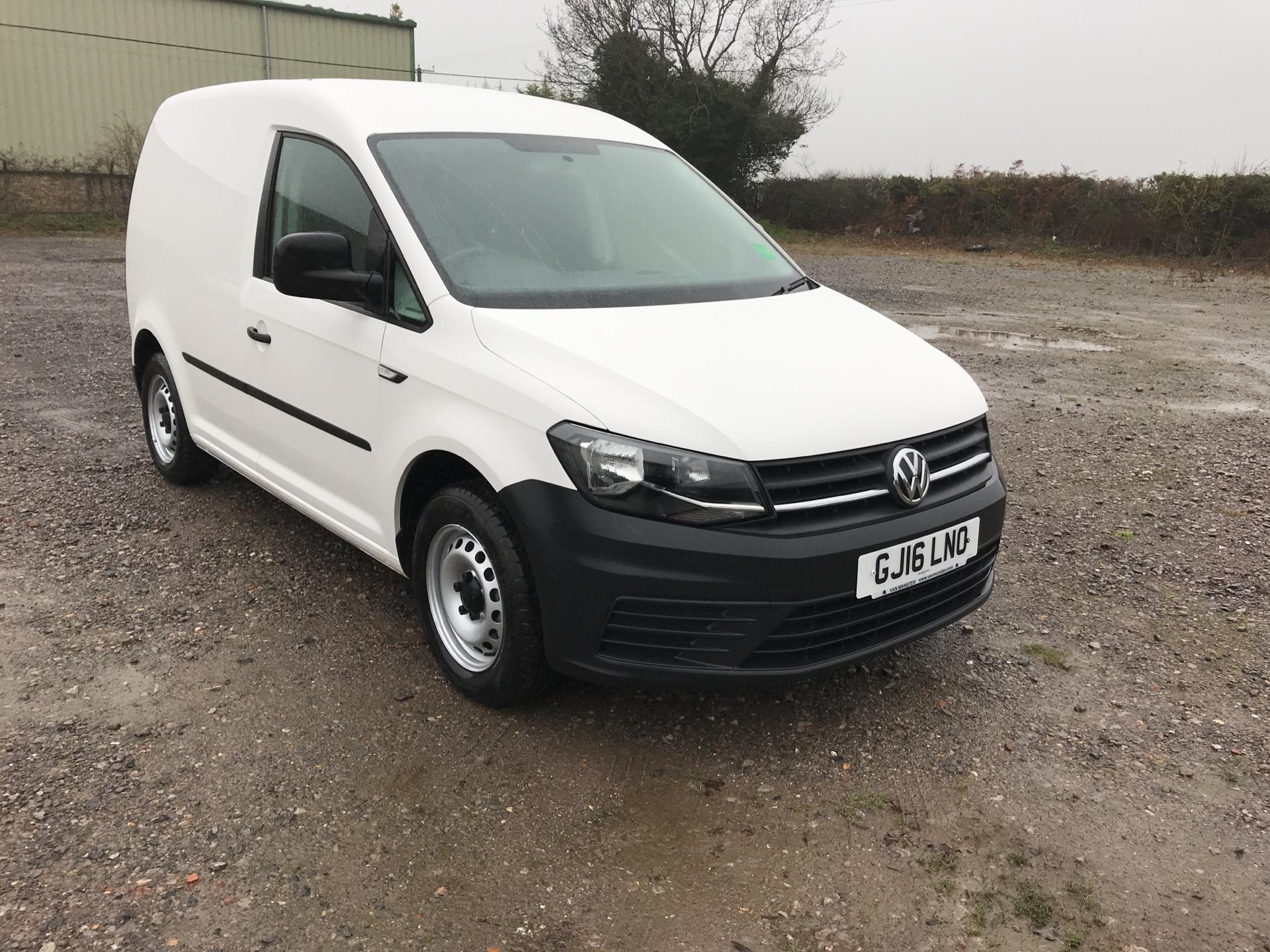 2016 Volkswagen Caddy  2.0 102PS BLUEMOTION TECH 102 STARTLINE EURO 6 (GJ16LNO)