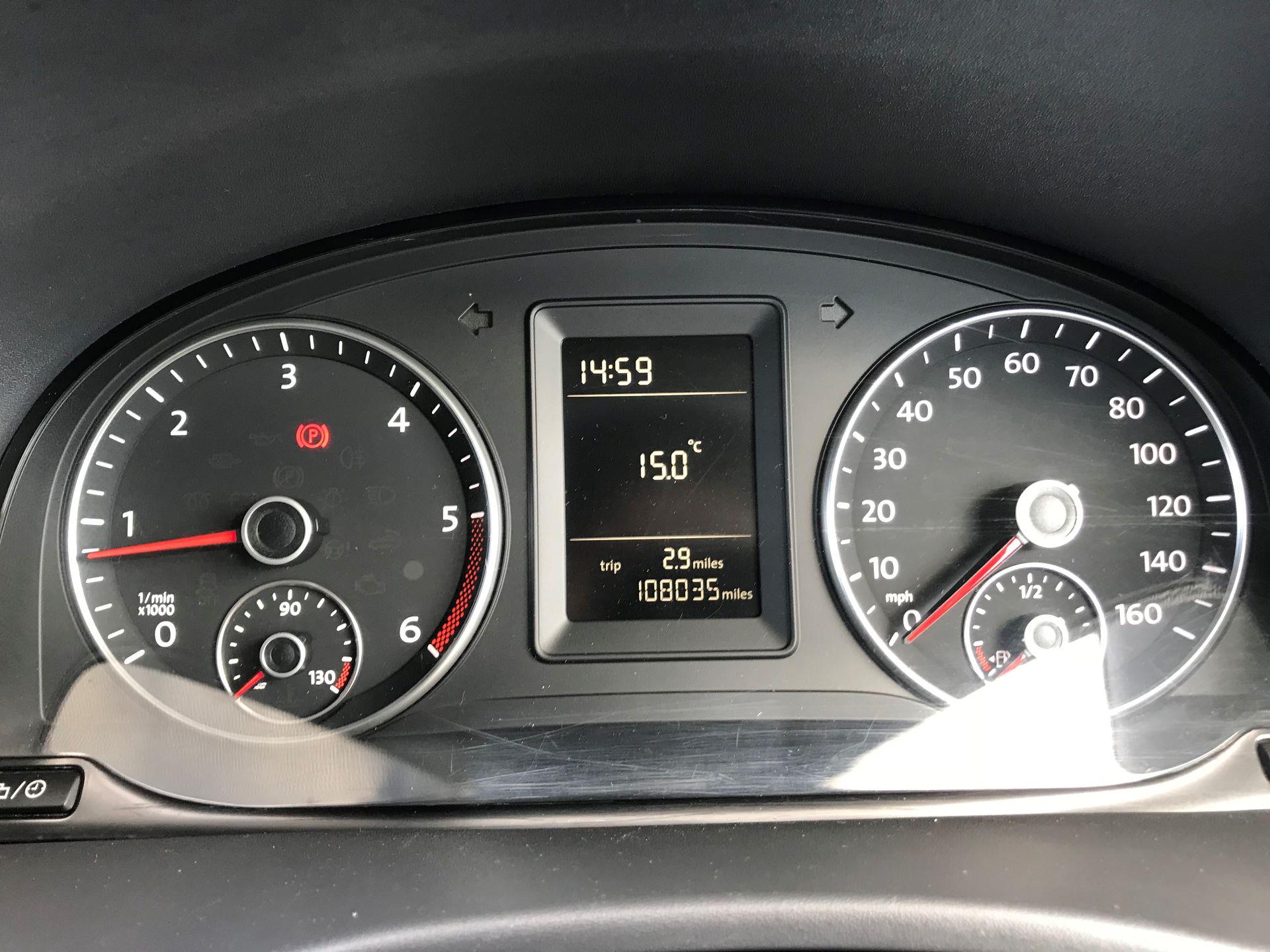 2017 Volkswagen Caddy  1.6 75PS STARTLINE EURO 5 (GJ17EZP) Image 25