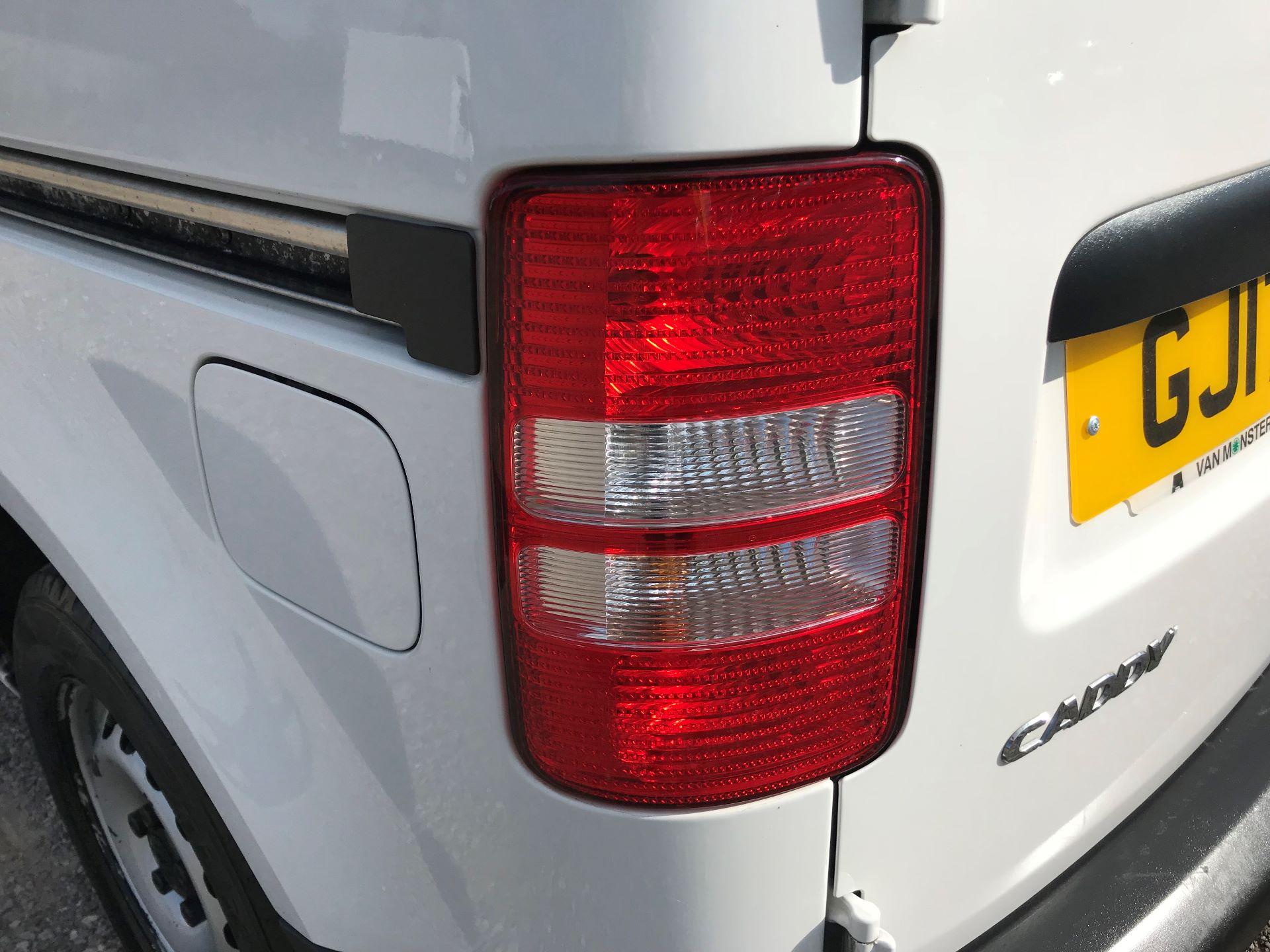 2017 Volkswagen Caddy  1.6 75PS STARTLINE EURO 5 (GJ17EZP) Image 15
