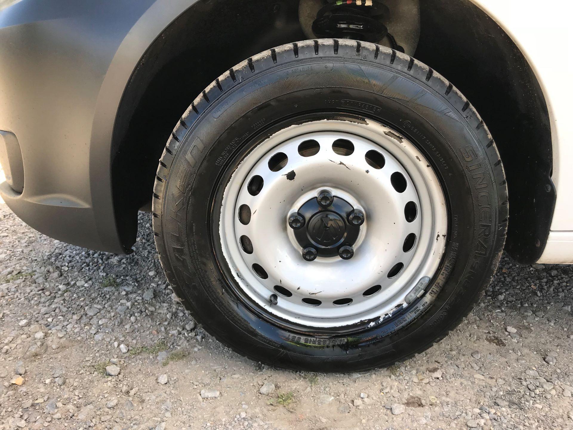 2017 Volkswagen Caddy  1.6 75PS STARTLINE EURO 5 (GJ17EZP) Image 20