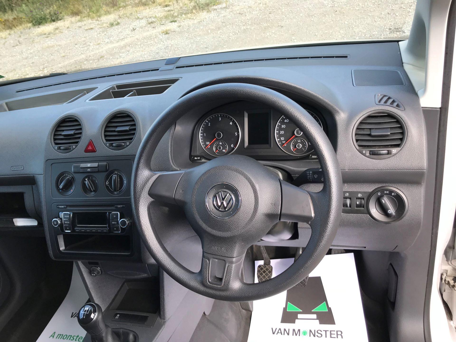 2017 Volkswagen Caddy  1.6 75PS STARTLINE EURO 5 (GJ17EZP) Image 24