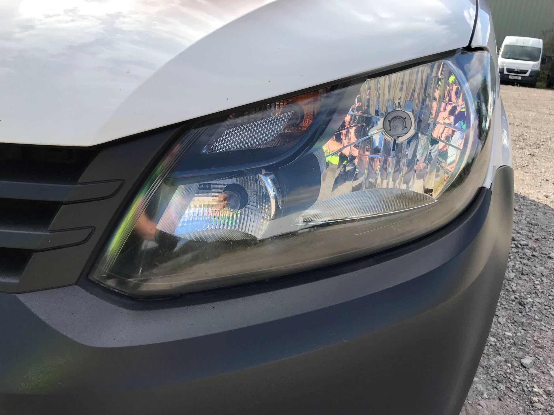 2017 Volkswagen Caddy  1.6 75PS STARTLINE EURO 5 (GJ17EZP) Image 18