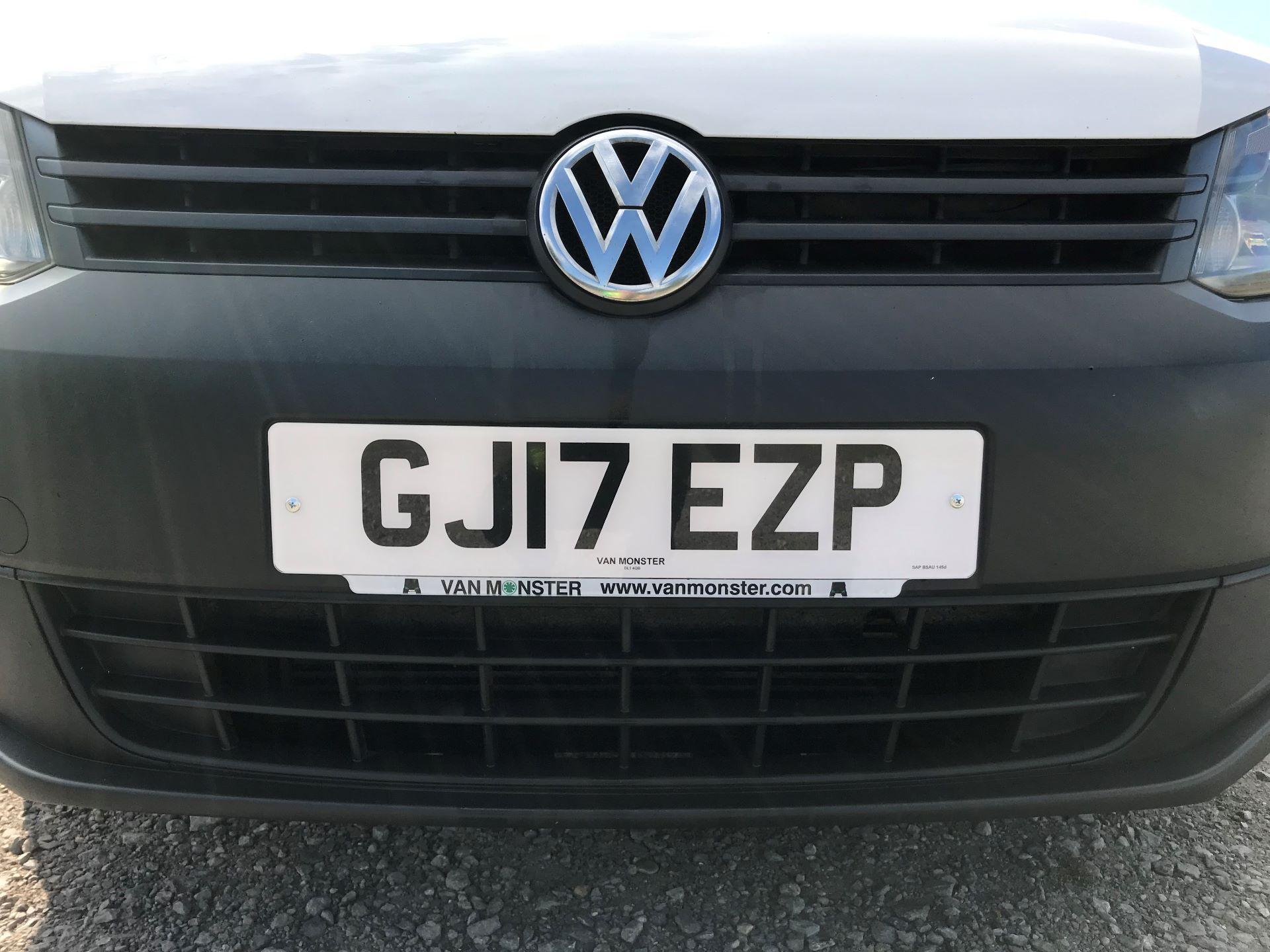 2017 Volkswagen Caddy  1.6 75PS STARTLINE EURO 5 (GJ17EZP) Image 14
