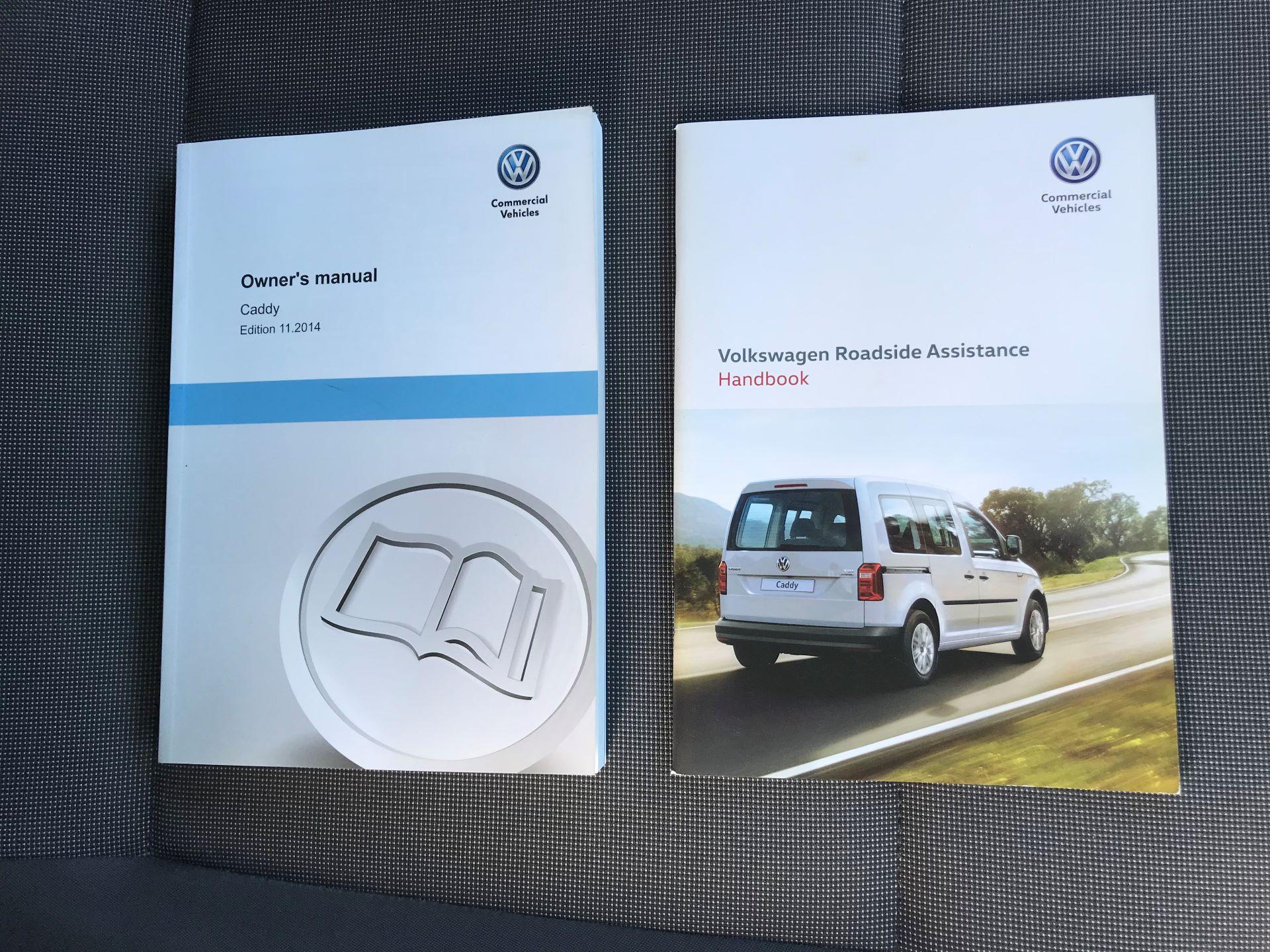 2017 Volkswagen Caddy  1.6 75PS STARTLINE EURO 5 (GJ17EZP) Image 29