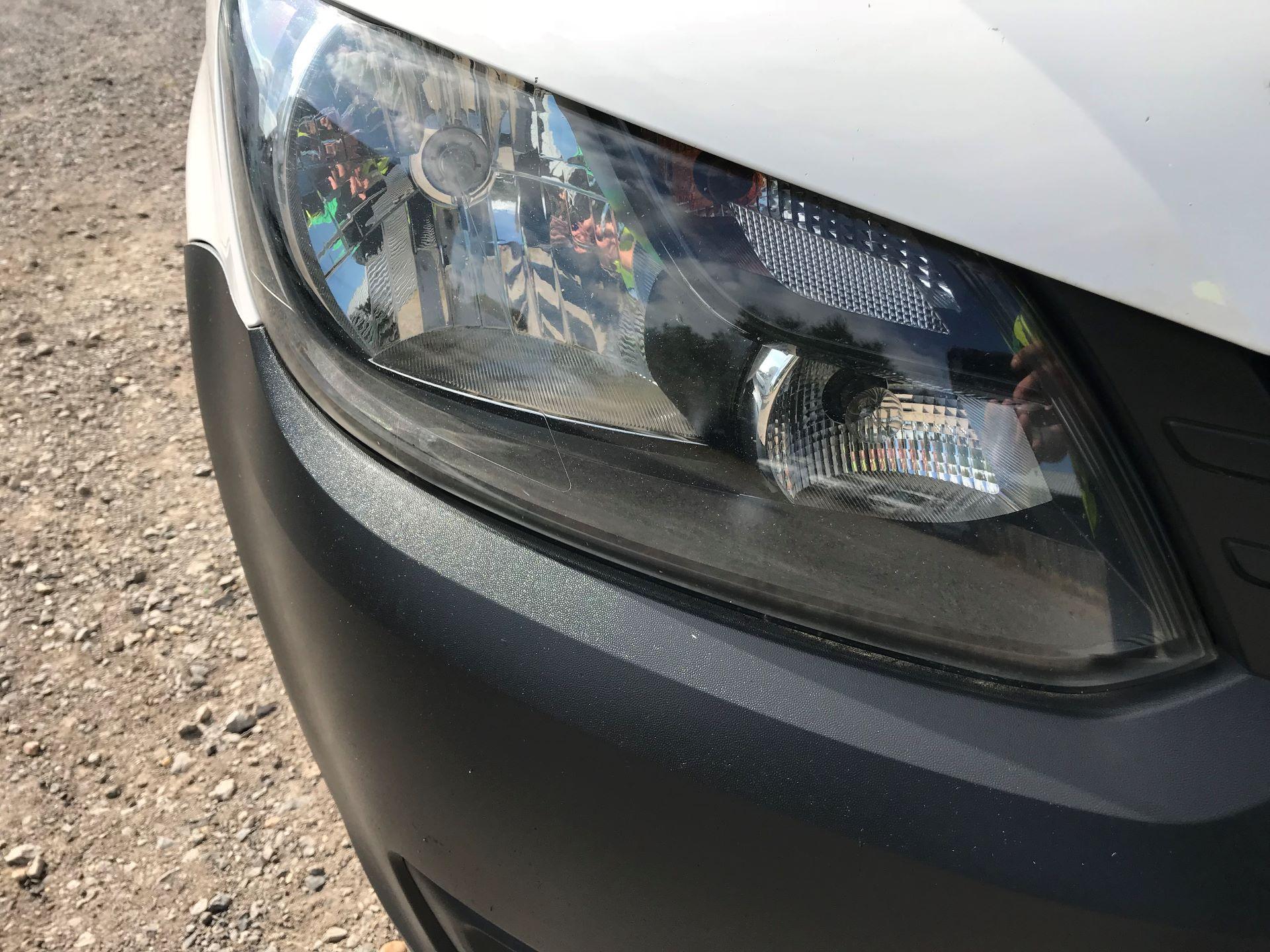 2017 Volkswagen Caddy  1.6 75PS STARTLINE EURO 5 (GJ17EZP) Image 17