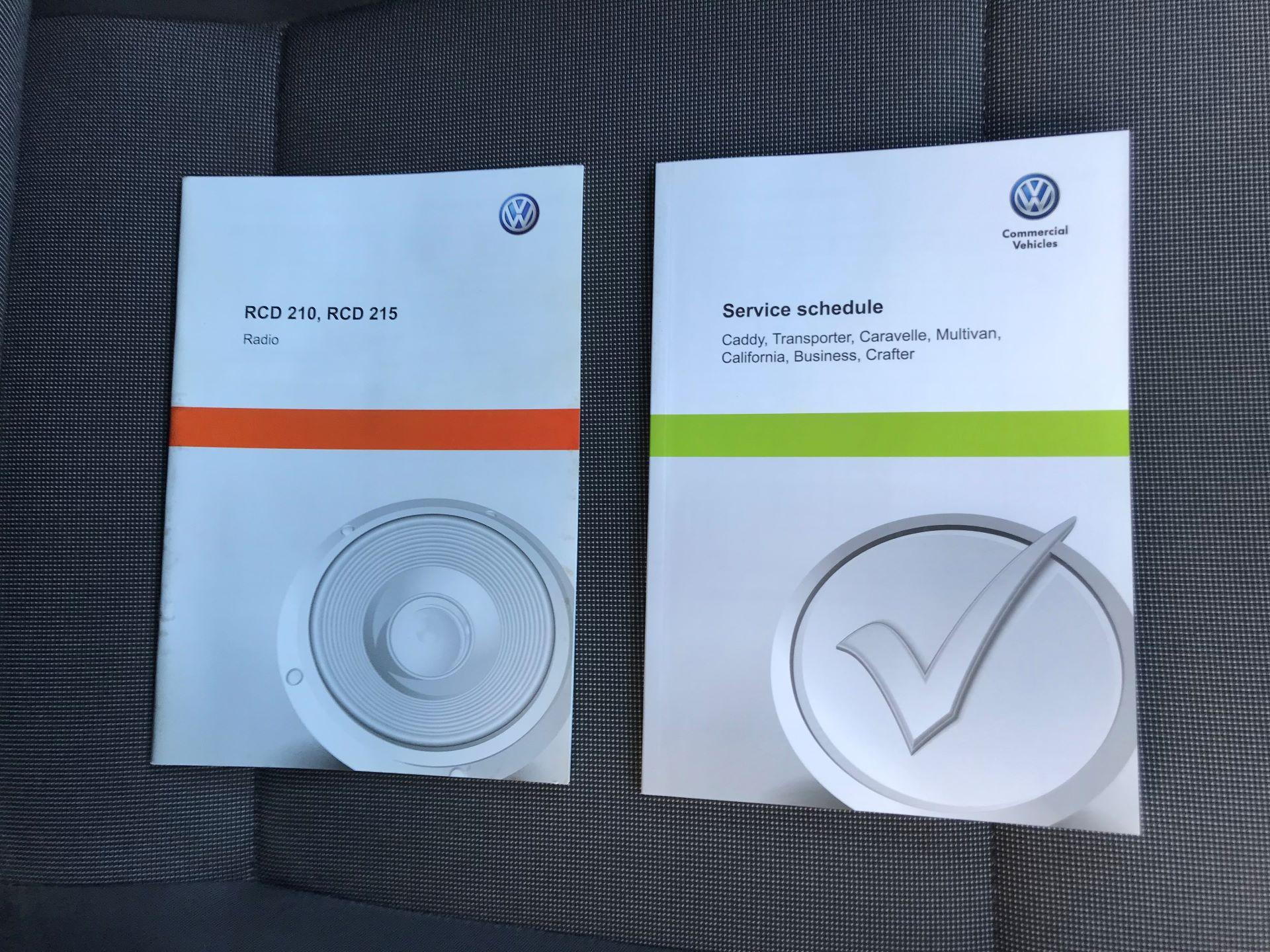 2017 Volkswagen Caddy  1.6 75PS STARTLINE EURO 5 (GJ17EZP) Image 30