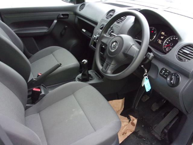 2017 Volkswagen Caddy Maxi C20 1.6 TDI 102PS STARTLINE VAN EURO 5 (GJ17EZT) Image 2