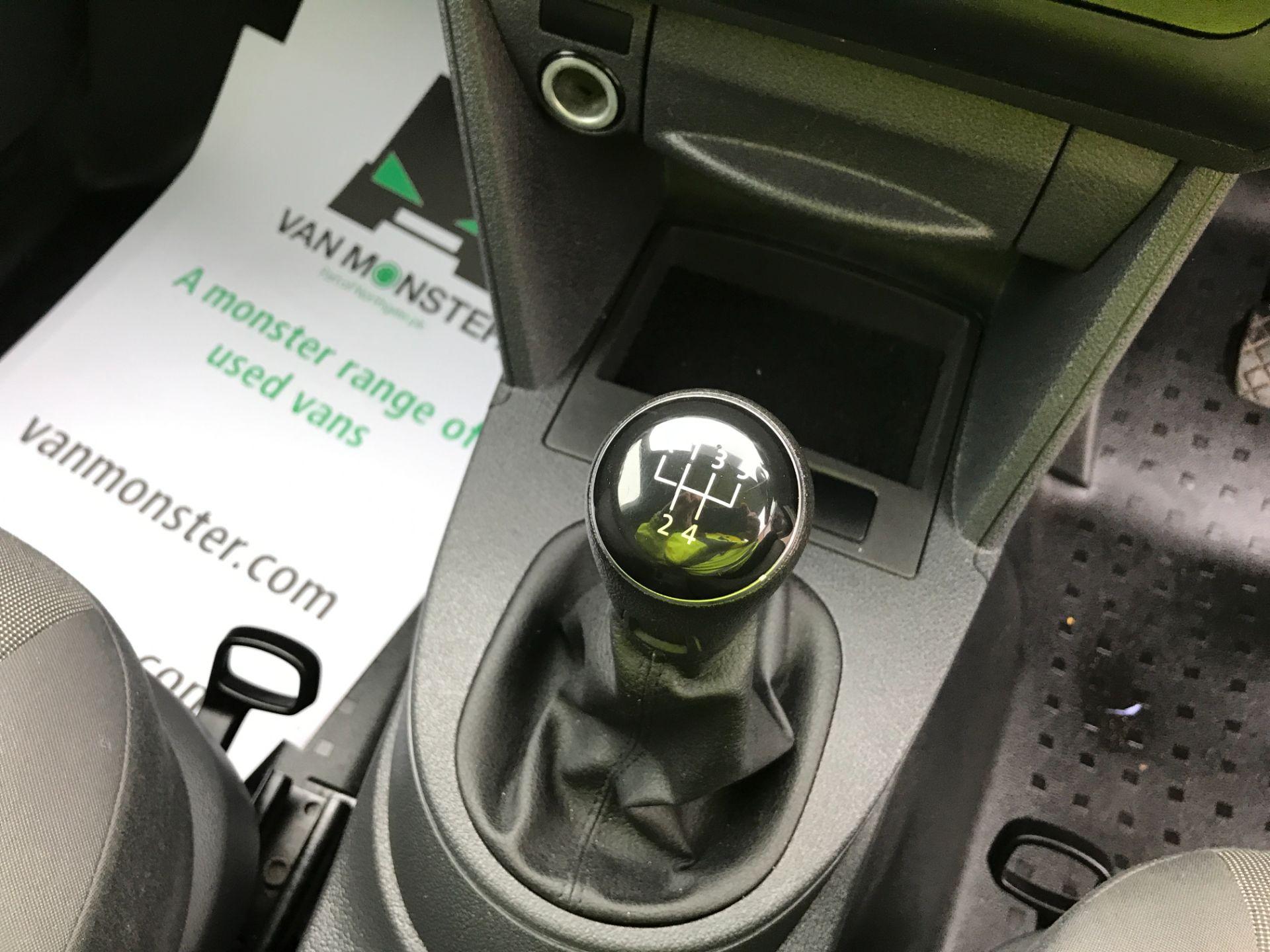 2017 Volkswagen Caddy Maxi 1.6TDI 102PS STARTLINE EURO 5 (GJ17EZU) Image 4