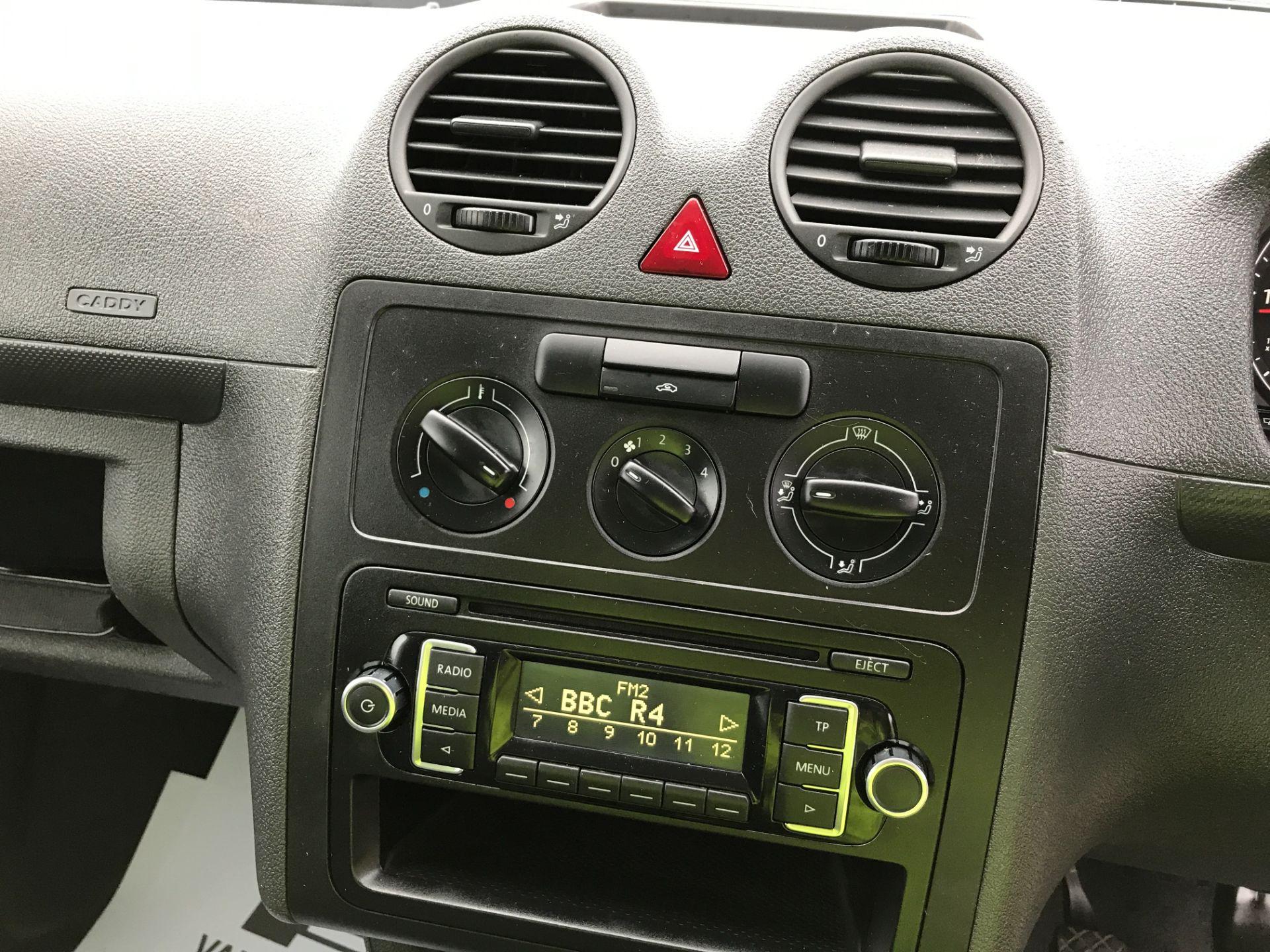 2017 Volkswagen Caddy Maxi 1.6TDI 102PS STARTLINE EURO 5 (GJ17EZU) Image 3