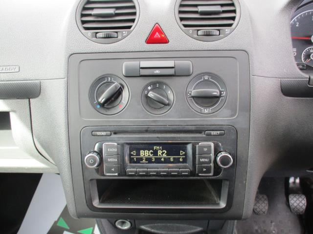 2017 Volkswagen Caddy 1.6 Tdi 102Ps Startline Van (GJ17EZV) Image 15