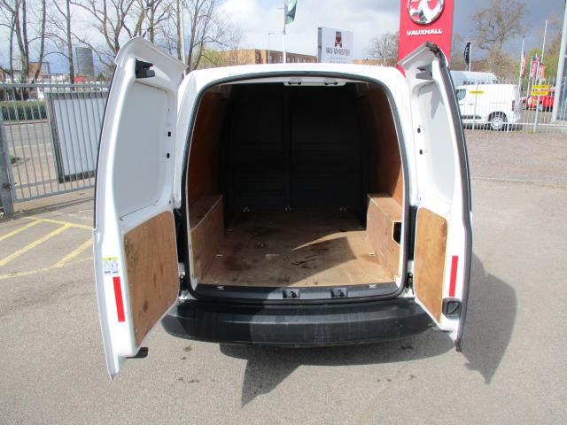 2017 Volkswagen Caddy 1.6 Tdi 102Ps Startline Van (GJ17EZV) Image 6