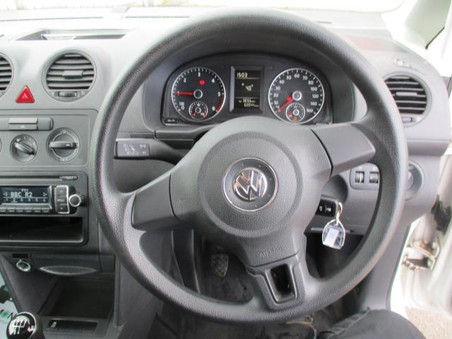 2017 Volkswagen Caddy 1.6 Tdi 102Ps Startline Van (GJ17EZV) Image 14