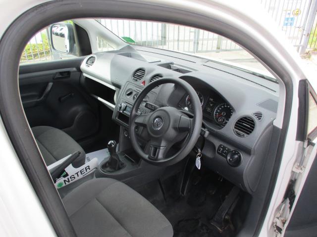 2017 Volkswagen Caddy 1.6 Tdi 102Ps Startline Van (GJ17EZV) Image 12