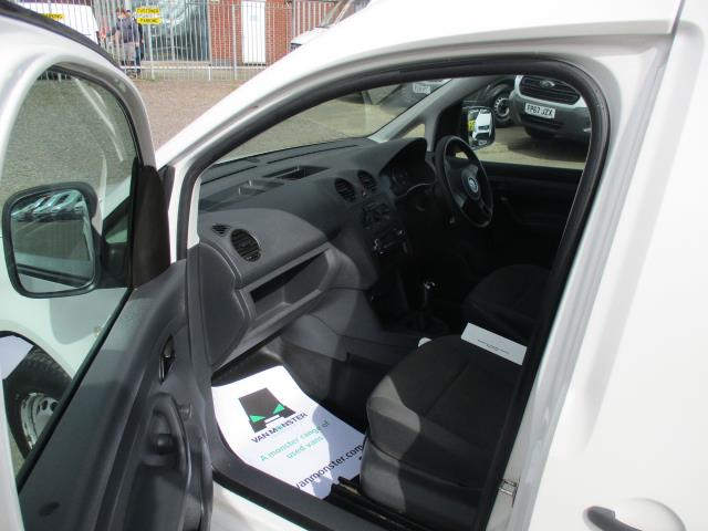 2017 Volkswagen Caddy 1.6 Tdi 102Ps Startline Van (GJ17EZV) Image 17