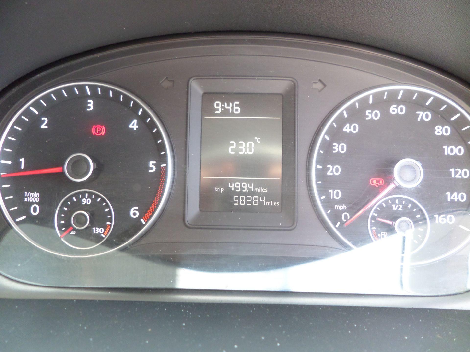 2017 Volkswagen Caddy Maxi 1.6 Tdi 102Ps Startline Van Euro 5 (GJ17FBC) Image 14