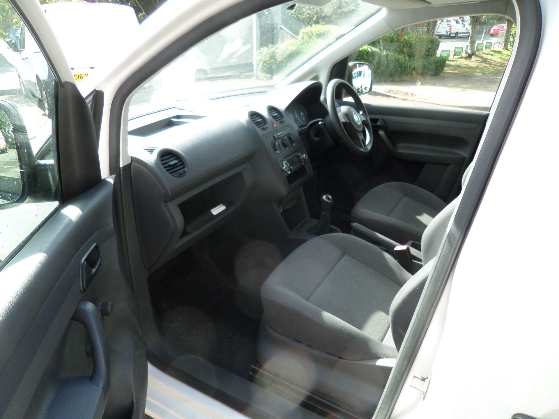 2017 Volkswagen Caddy Maxi 1.6 Tdi 102Ps Startline Van Euro 5 (GJ17FBC) Image 9
