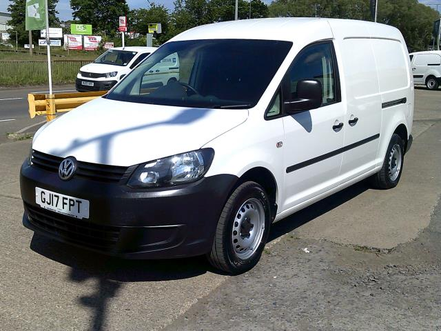 2017 Volkswagen Caddy Maxi 1.6 102PS STARTLINE EURO 5 * SPEED RESTRICTED TO 70 MPH* (GJ17FPT) Image 3