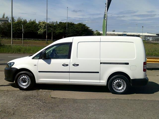2017 Volkswagen Caddy Maxi 1.6 102PS STARTLINE EURO 5 * SPEED RESTRICTED TO 70 MPH* (GJ17FPT) Image 4