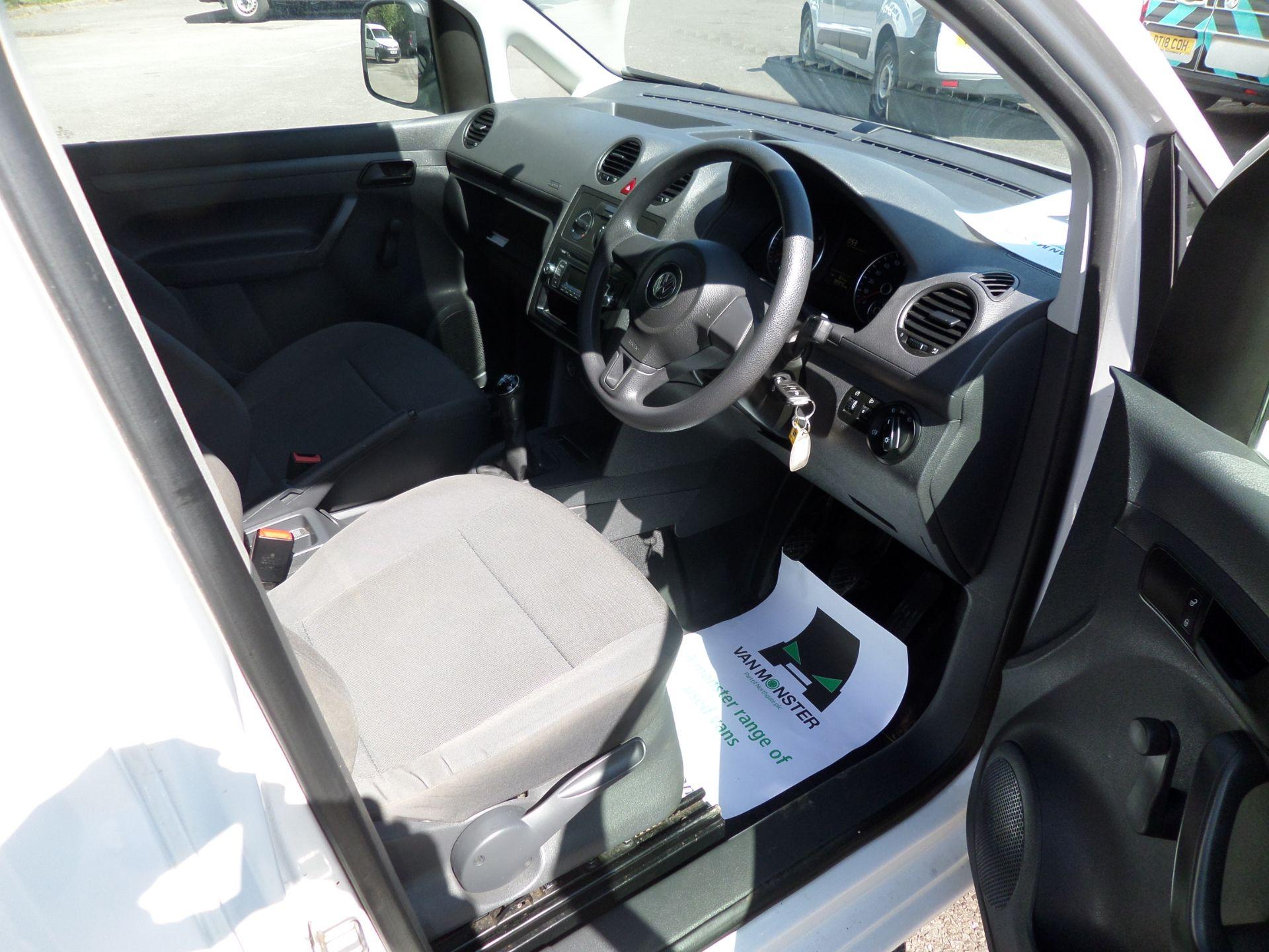 2017 Volkswagen Caddy Maxi 1.6 Tdi 102Ps Startline Van (GJ17FPZ) Image 12