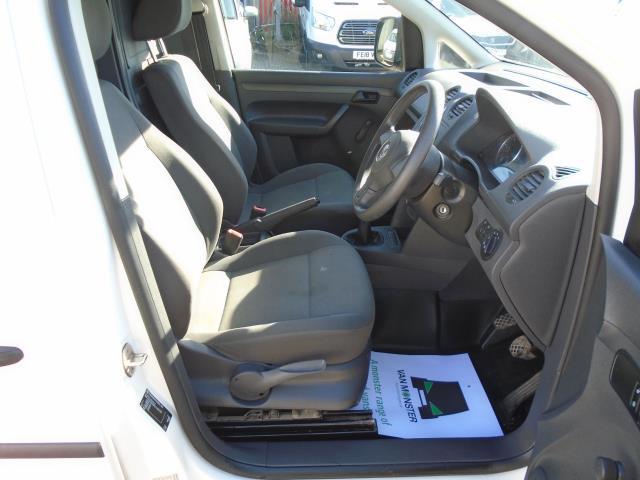 2017 Volkswagen Caddy 1.6 Tdi 102Ps Startline Van (GJ17FRC) Image 15