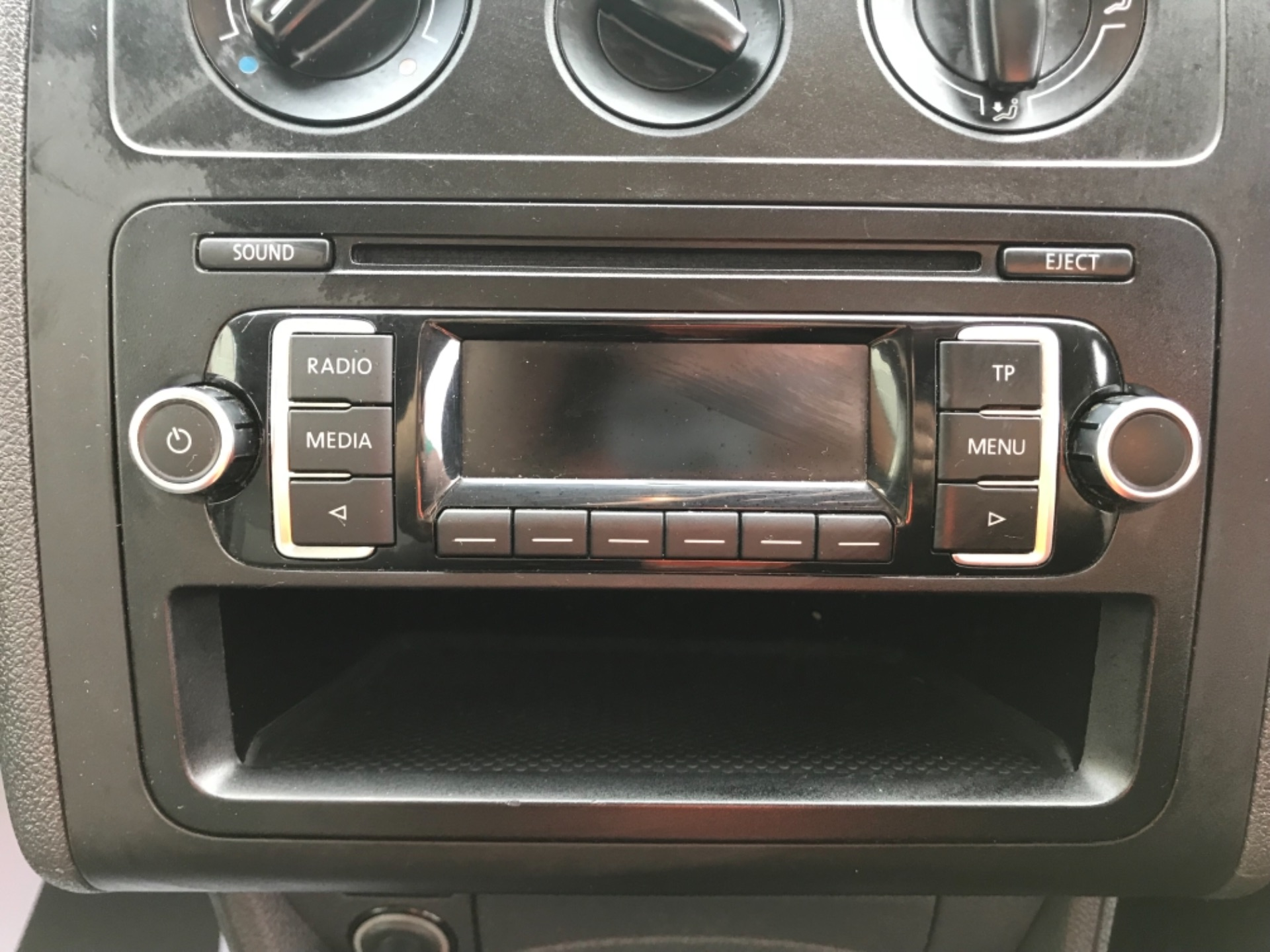 2017 Volkswagen Caddy 1.6 102PS STARTLINE EURO 5 (GJ17FRP) Image 17