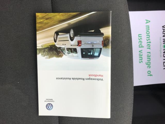 2017 Volkswagen Caddy Maxi  MAXI 1.6 102PS STARTLINE EURO 5 (GJ17FSS) Image 41