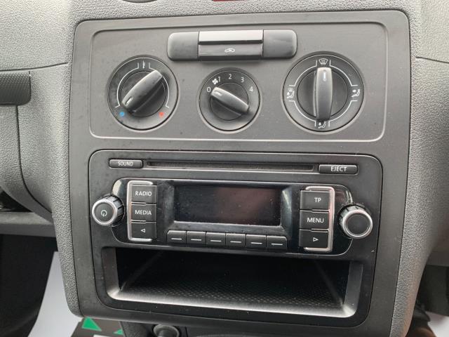 2017 Volkswagen Caddy Maxi 1.6 Tdi 102Ps Startline Van (GJ17FSU) Image 17