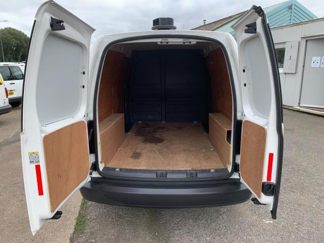 2017 Volkswagen Caddy Maxi 1.6 Tdi 102Ps Startline Van (GJ17FSU) Image 10
