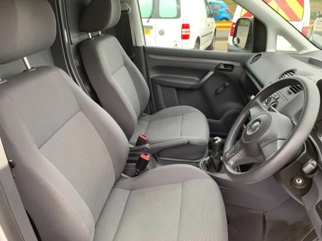 2017 Volkswagen Caddy Maxi 1.6 Tdi 102Ps Startline Van (GJ17FSU) Image 14
