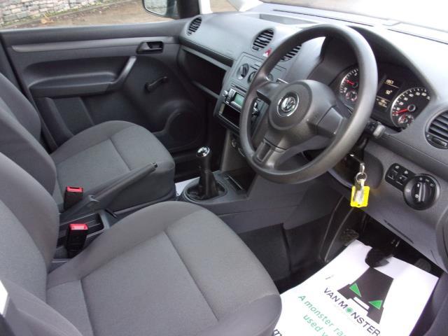 2017 Volkswagen Caddy Maxi C20 1.6 Tdi 102Ps Startline Van (GJ17FUD) Image 2