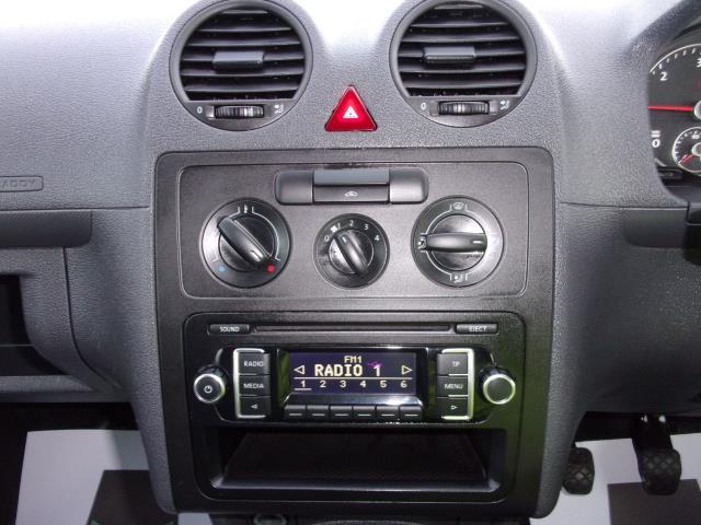 2017 Volkswagen Caddy Maxi C20 1.6 Tdi 102Ps Startline Van (GJ17FUD) Image 3