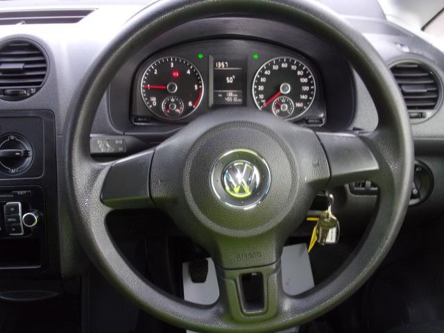 2017 Volkswagen Caddy Maxi C20 1.6 Tdi 102Ps Startline Van (GJ17FUD) Image 5
