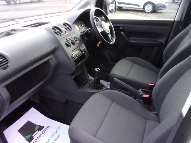 2017 Volkswagen Caddy Maxi C20 1.6 Tdi 102Ps Startline Van (GJ17FUD) Image 13
