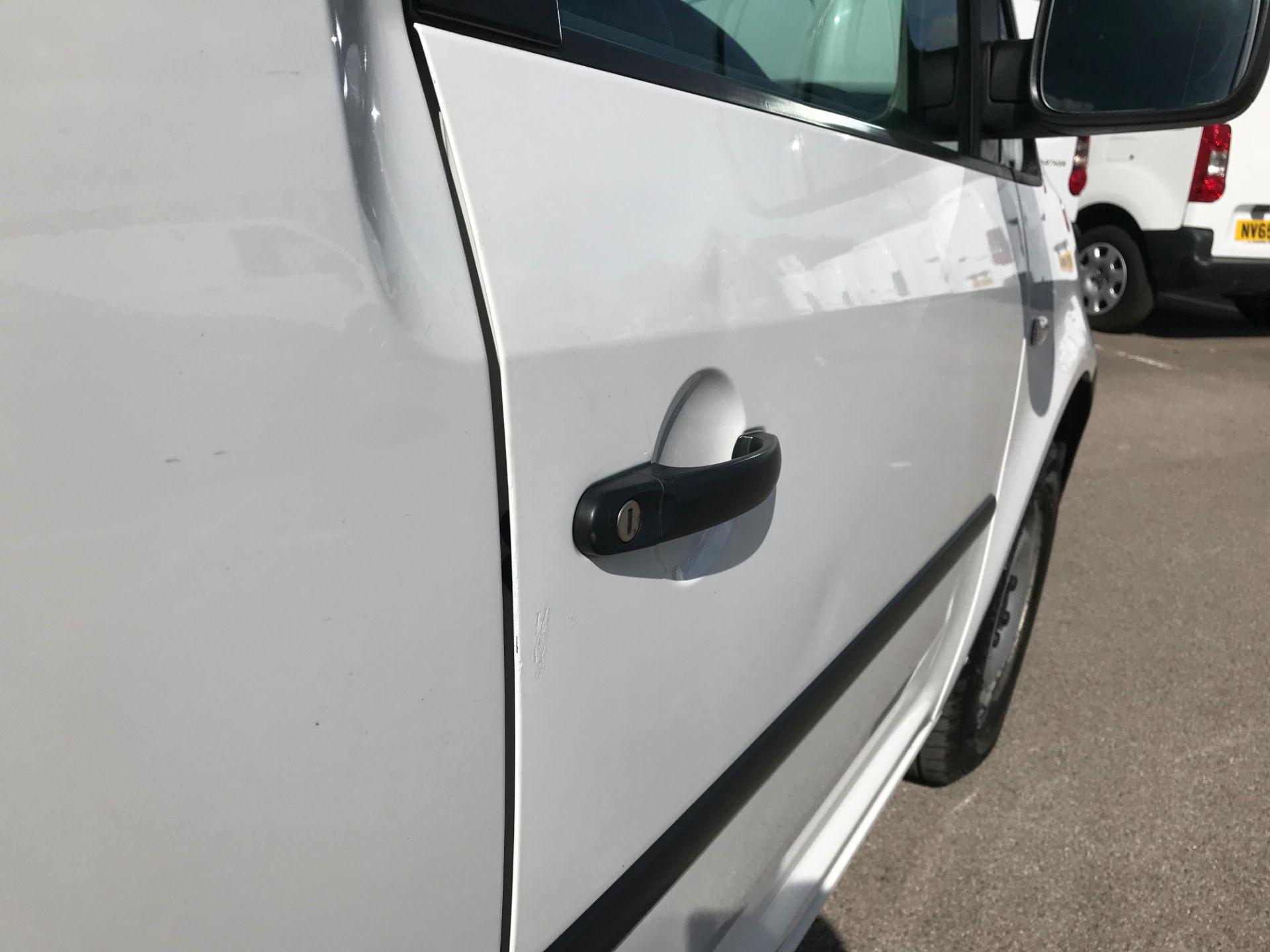 2017 Volkswagen Caddy 1.6 75PS STARTLINE EURO 5  (GJ17HXU) Image 23
