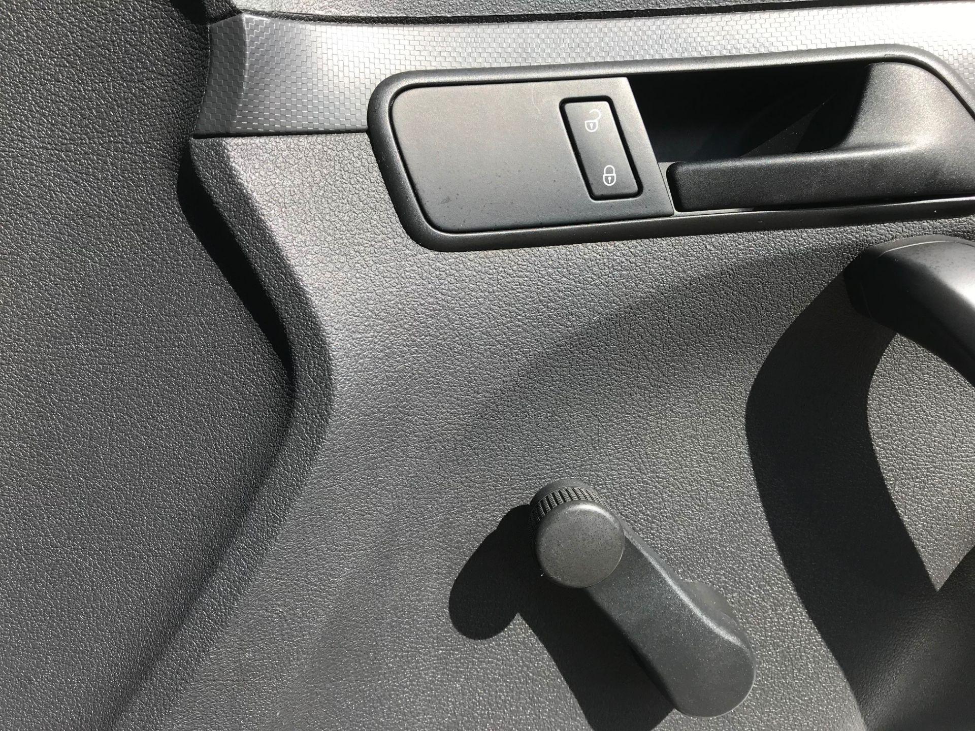 2017 Volkswagen Caddy 1.6 75PS STARTLINE EURO 5  (GJ17HXU) Image 18