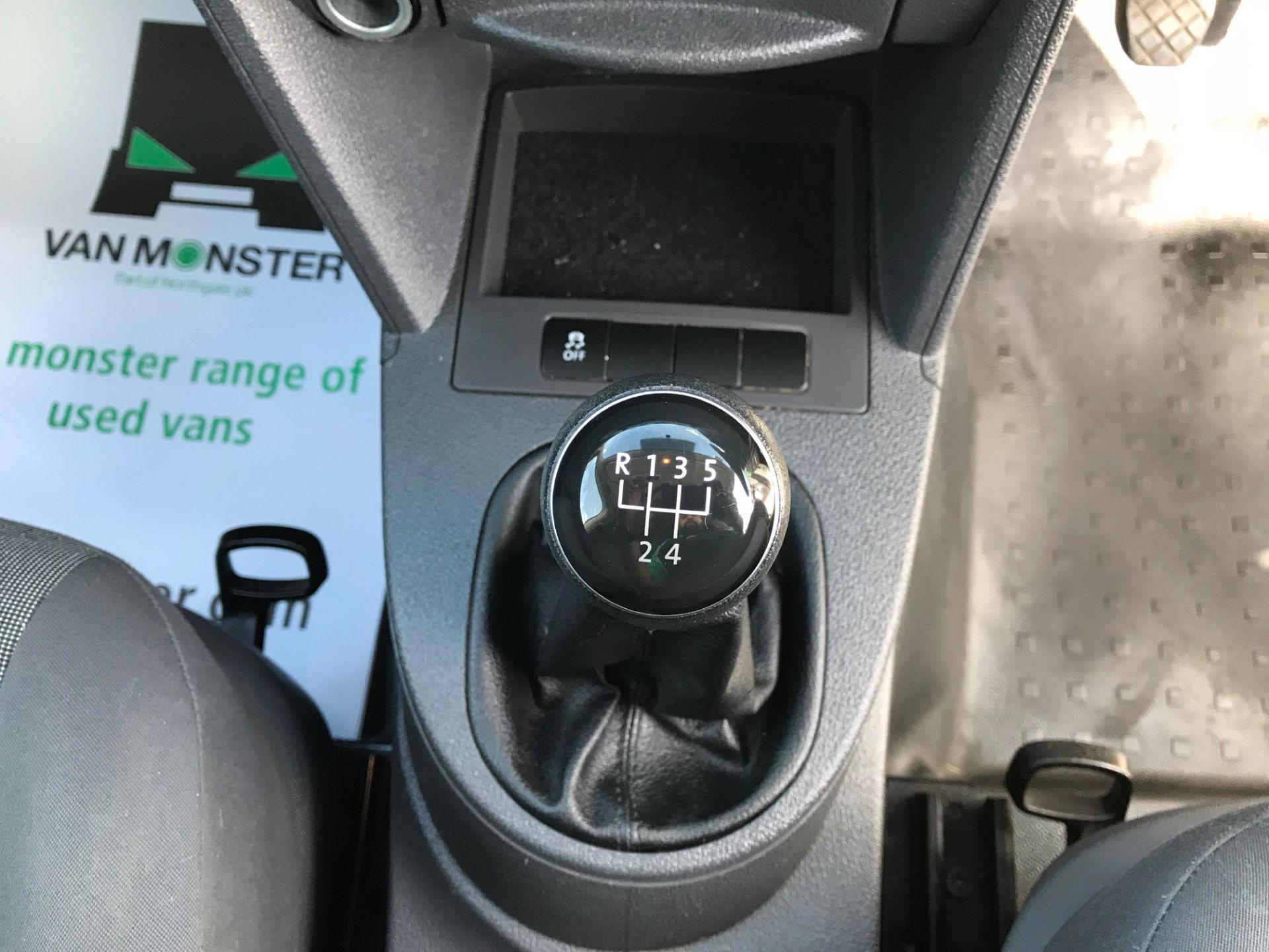 2017 Volkswagen Caddy 1.6 75PS STARTLINE EURO 5  (GJ17HXU) Image 13