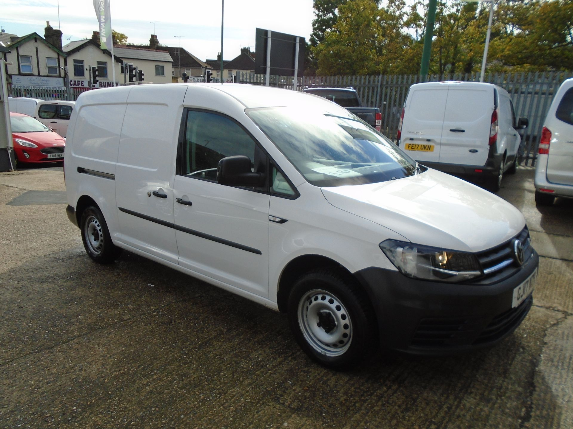 2017 Volkswagen Caddy Maxi 2.0 Tdi Bluemotion Tech 102Ps Startline Van (GJ17NZR)