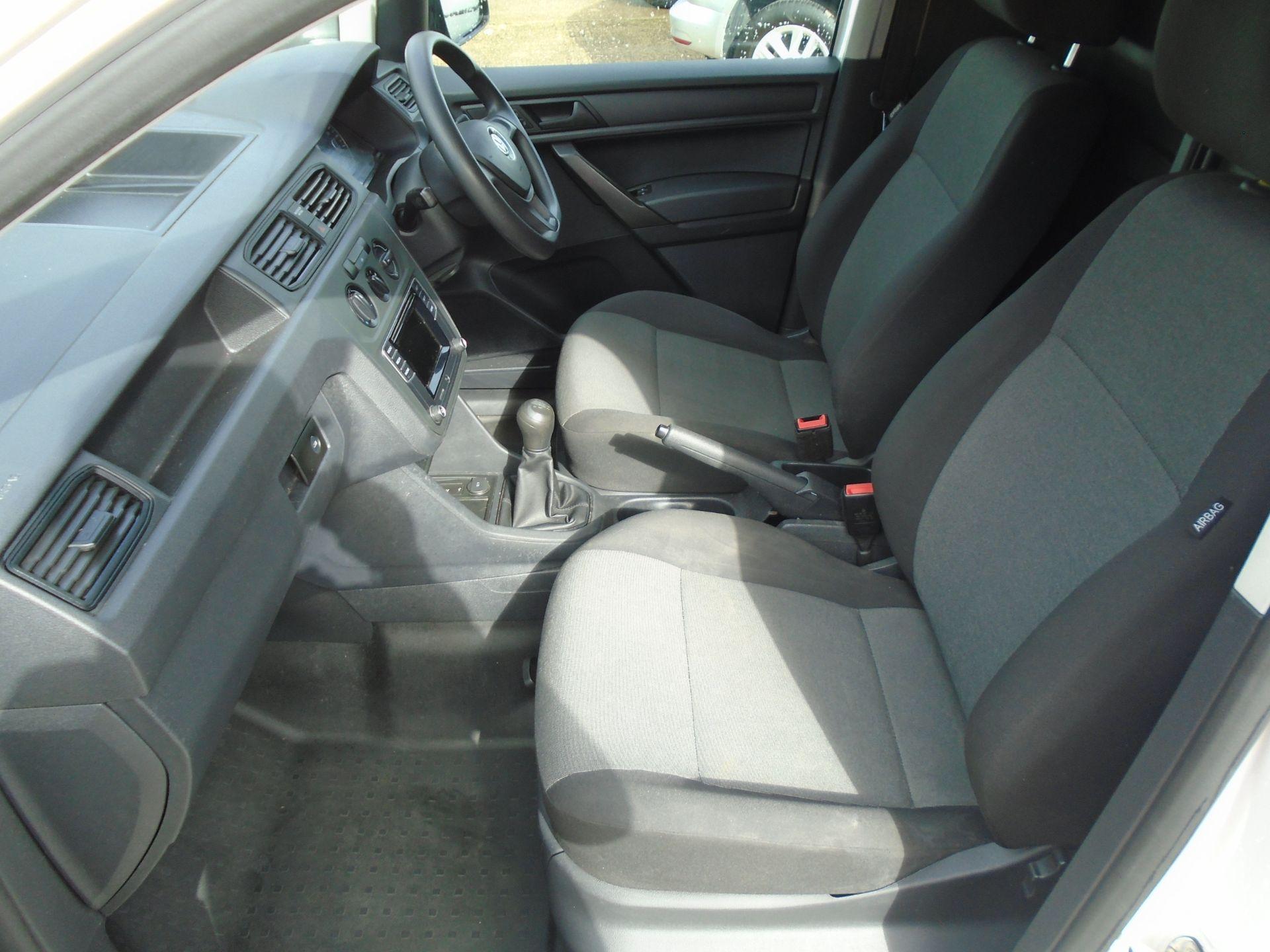 2017 Volkswagen Caddy 2.0 Tdi Bluemotion Tech 102Ps Startline Van (GJ17NZR) Image 13